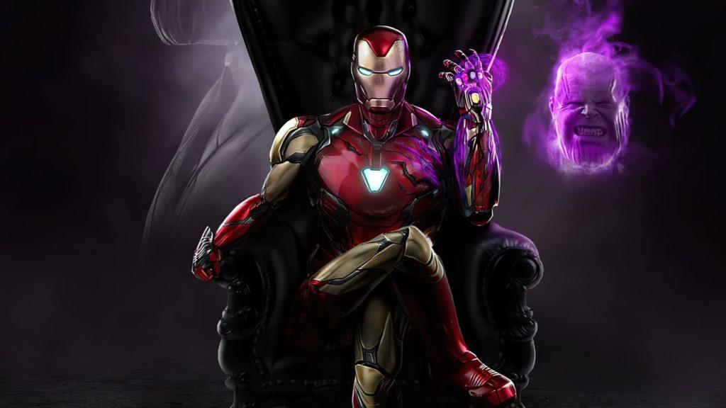 Iron Man Laptop Wallpapers