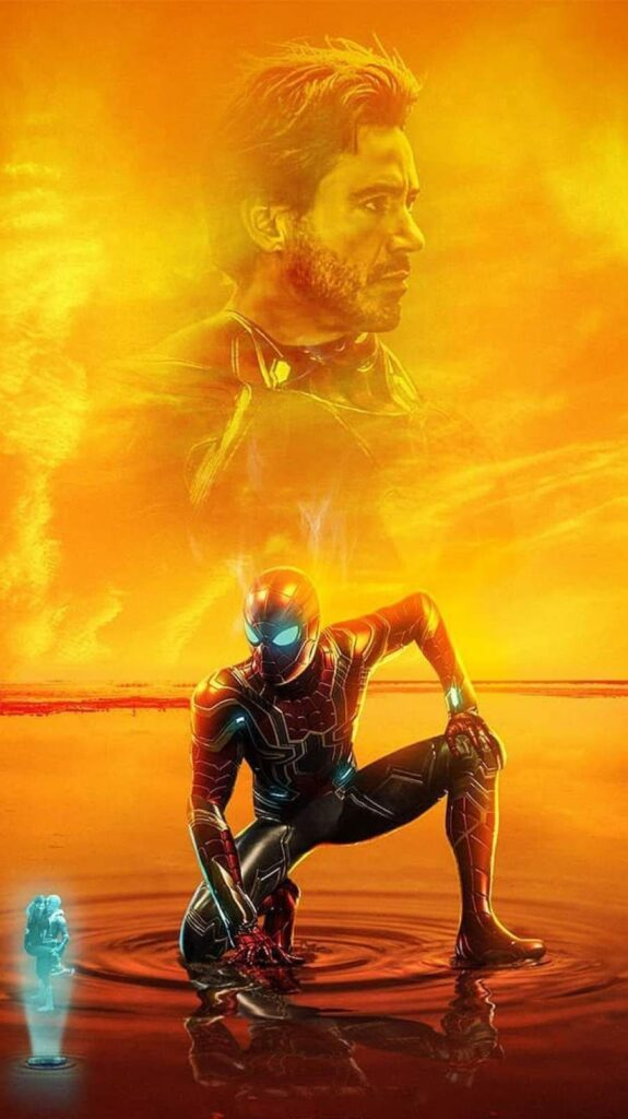 Ironman Wallpaper Phone