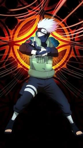 Kakashi Hatake Background