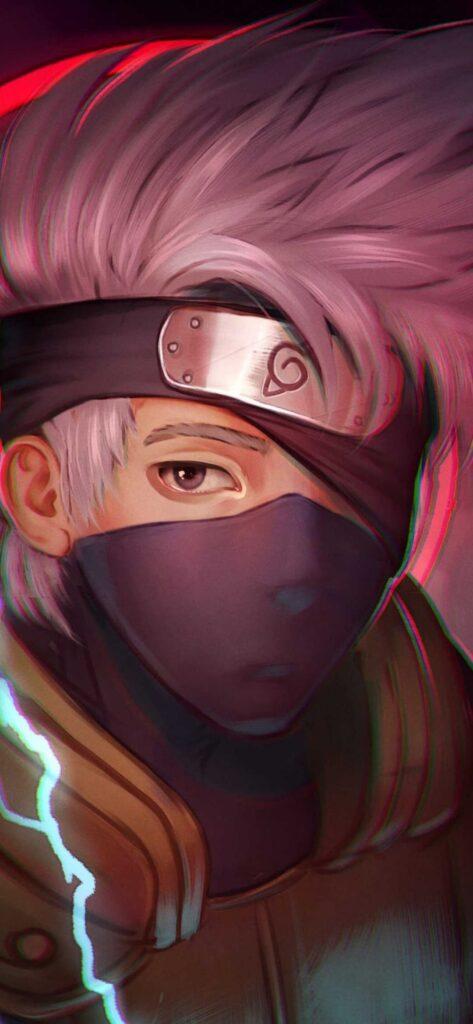 Kakashi Hatake Background Mobile