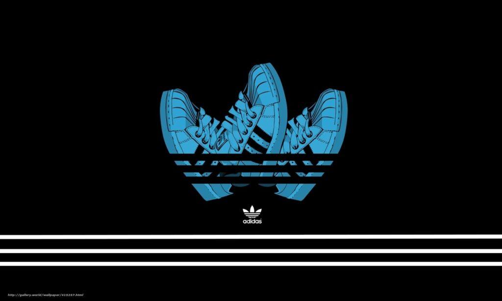 Laptop Wallpaper For Adidas