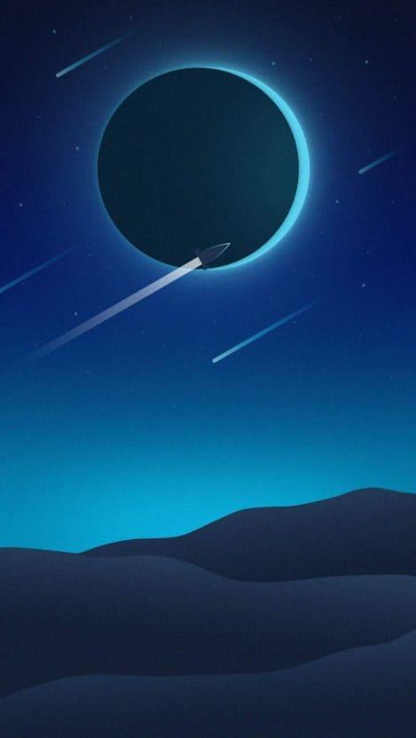 Moon Background 4k