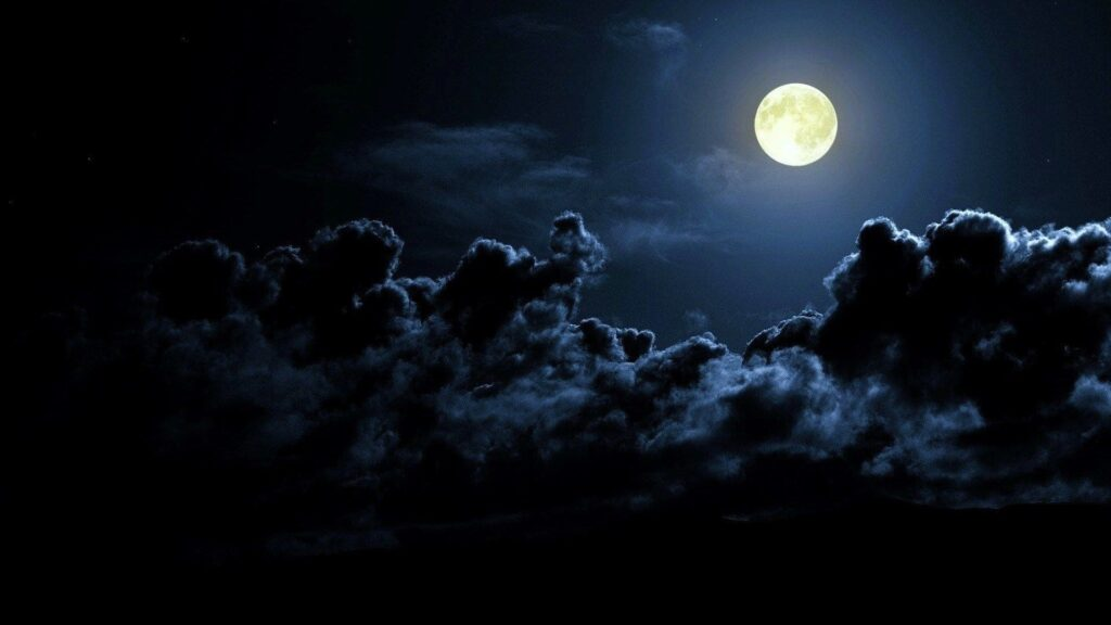 Moon Background For Pc
