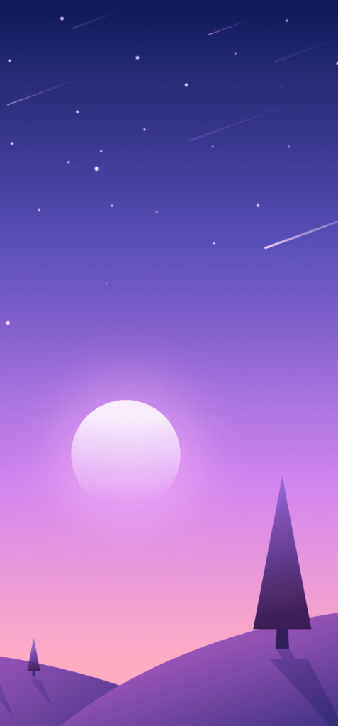 Moon Background For Phone