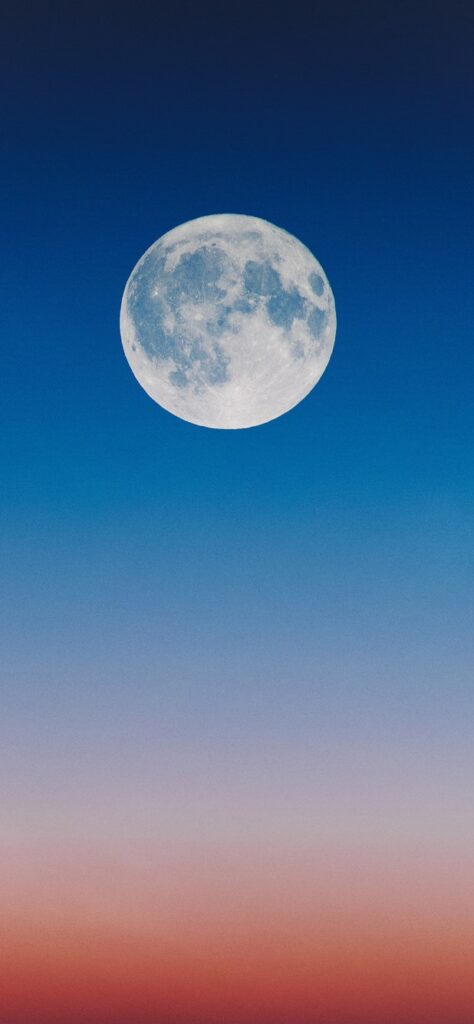Moon Background For Iphone