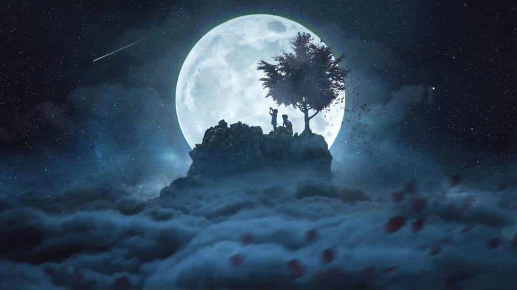 Moon Pc Wallpaper