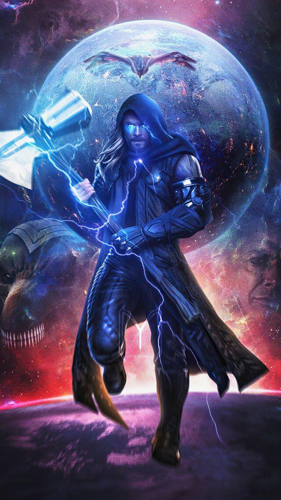 Thor Background