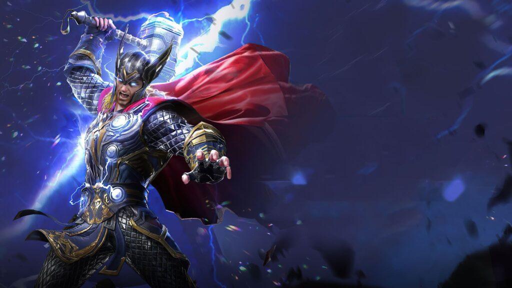 Thor Computer Wallpaper Hd