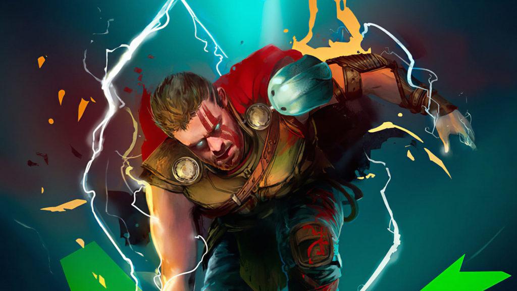 Thor Dektop Wallpaper