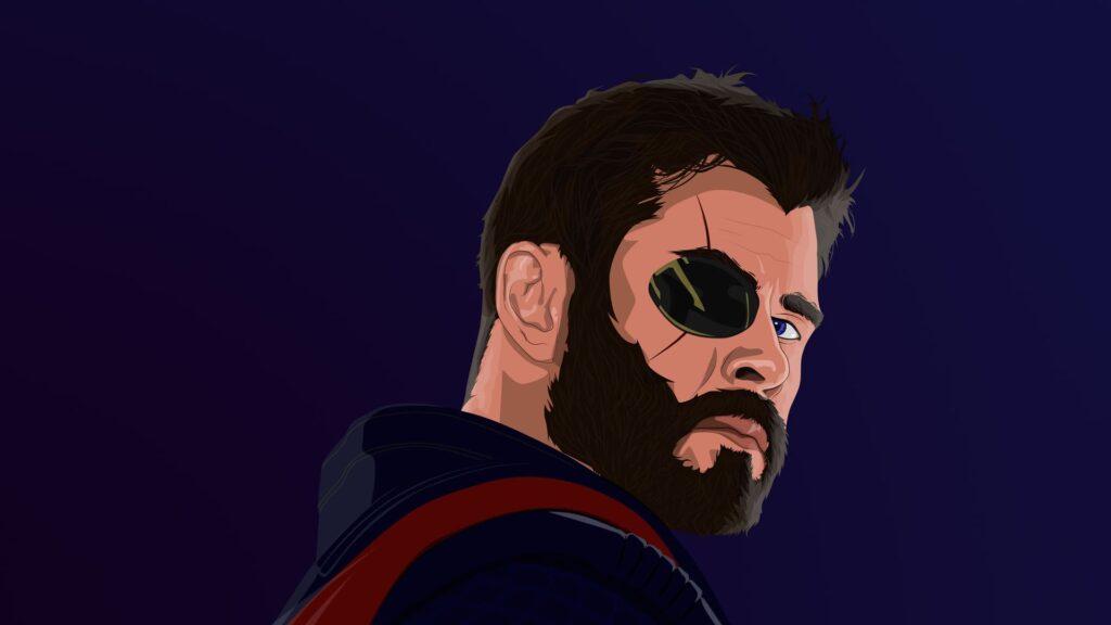 Thor Desktop Wallpaper Hd
