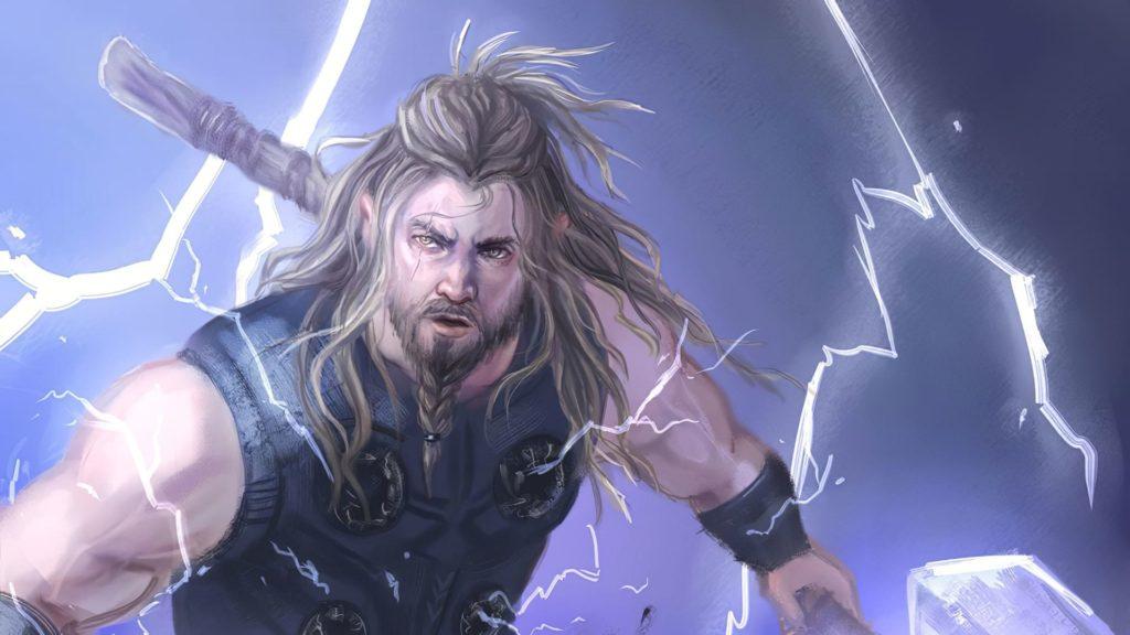 Thor Dektop Wallpapers