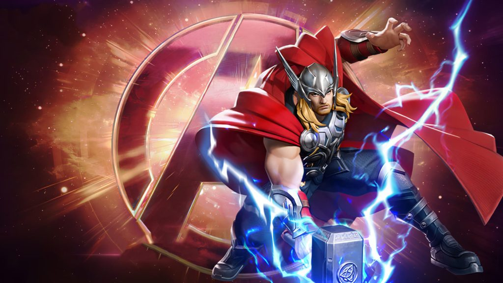 Thor Pc Wallpaper