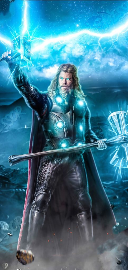 Thor Wallpaper 4k