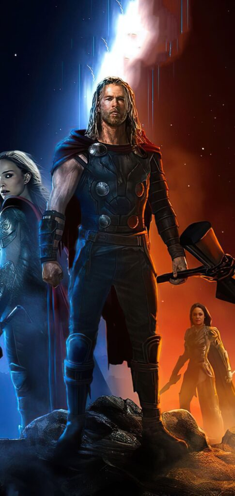 Thor Wallpaper For Iphone
