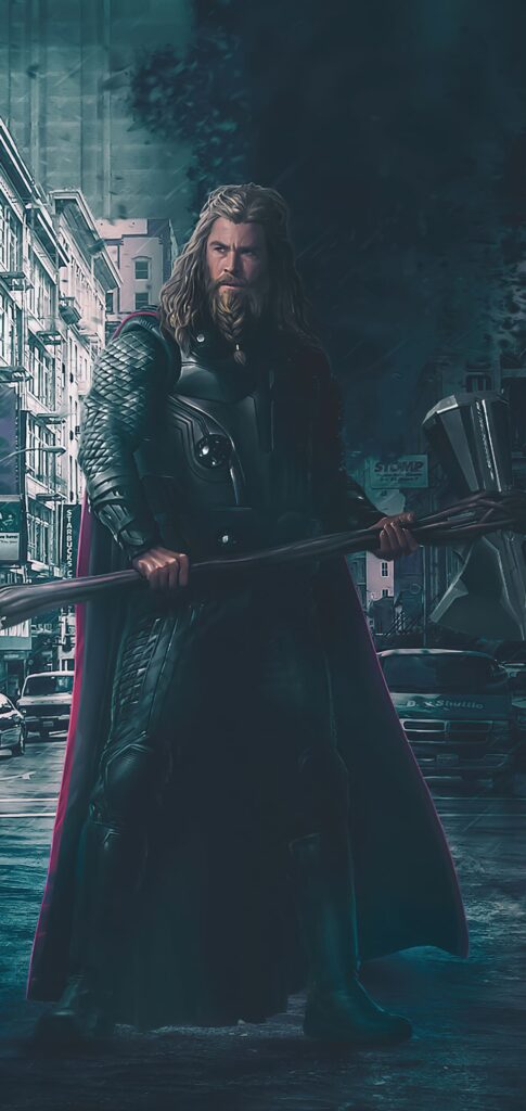 Thor Wallpapers 4k