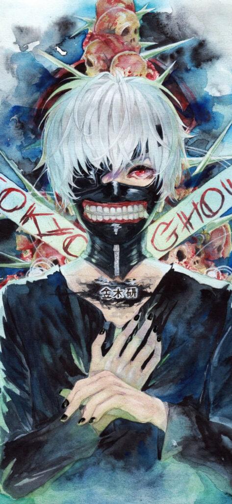 Tokyo Ghoul 4kl Wallpaper