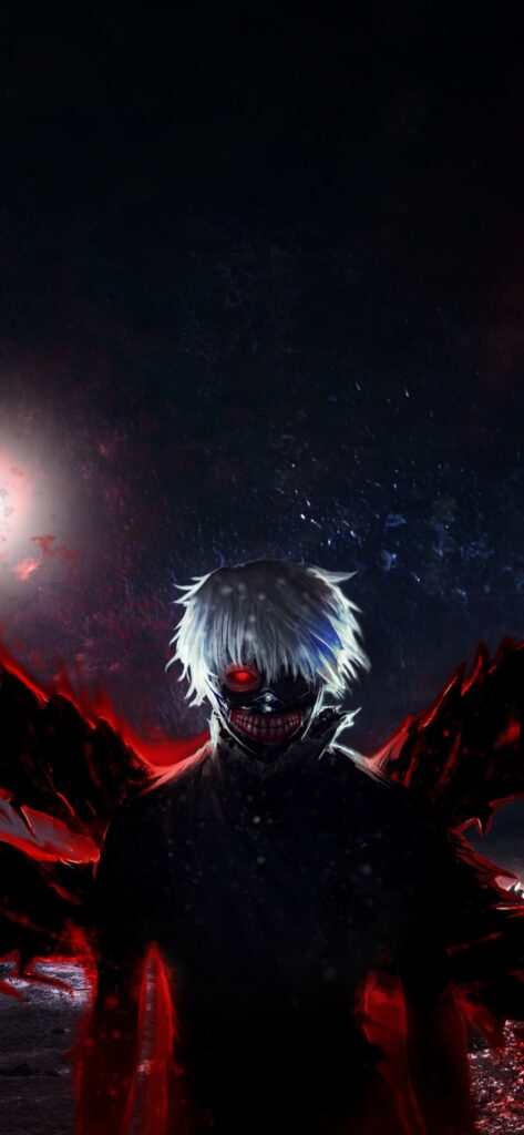 Tokyo Ghoul Background Android