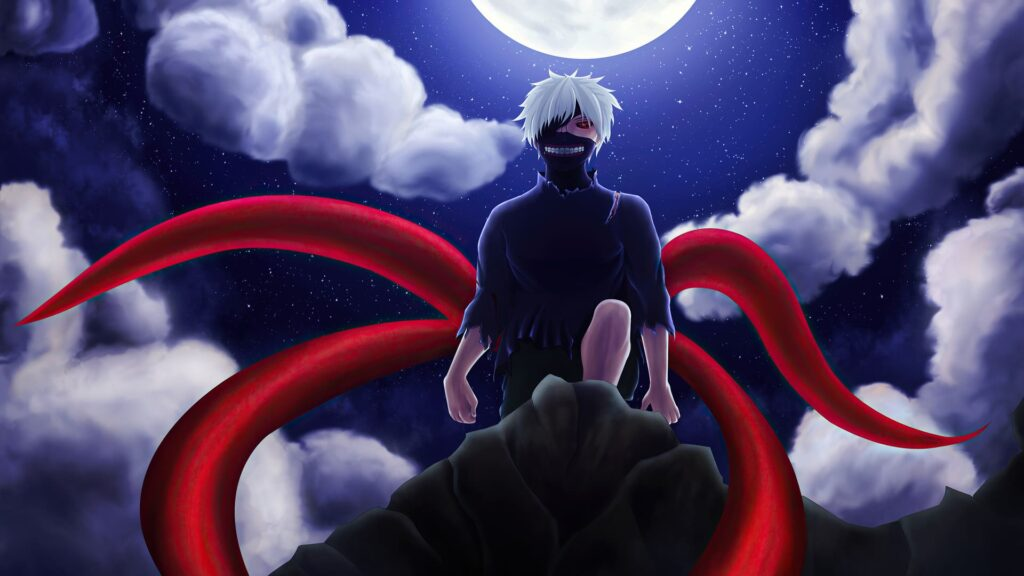 Tokyo Ghoul Background Computer