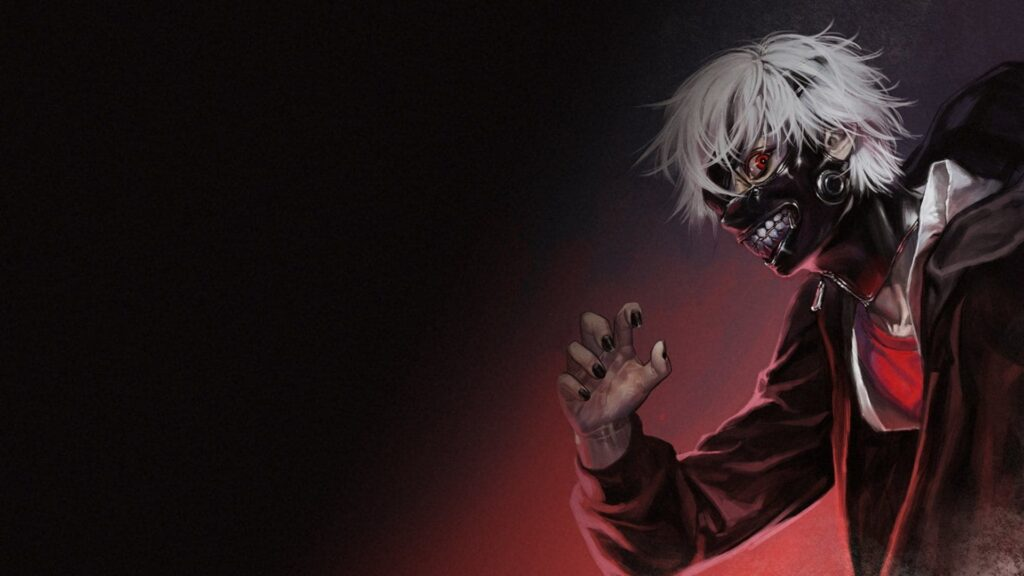 Tokyo Ghoul Background Macbook