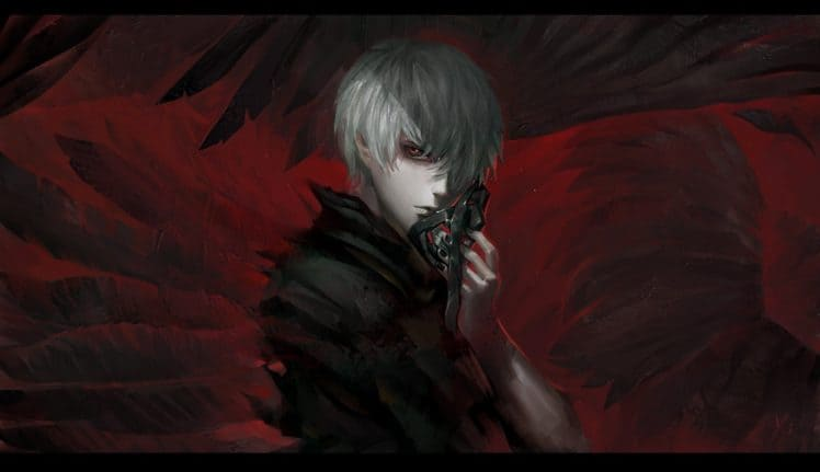 Tokyo Ghoul Background Pc