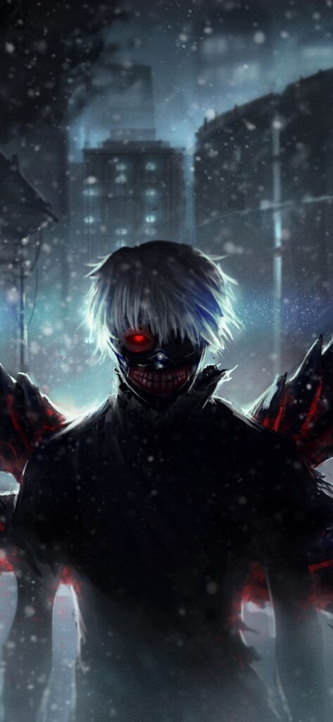 Tokyo Ghoul Background Iphone