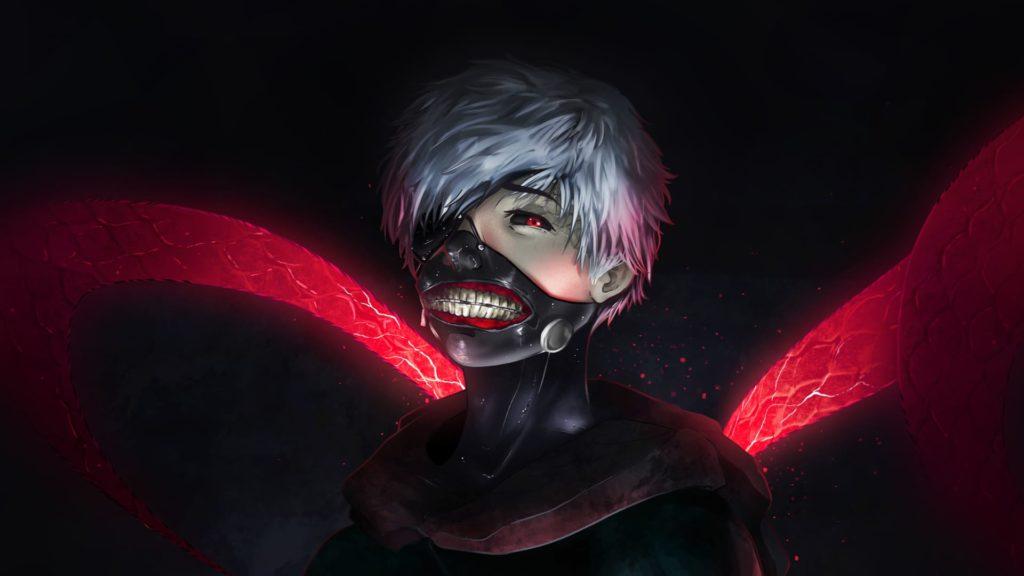 Tokyo Ghoul Desktop Wallpaper