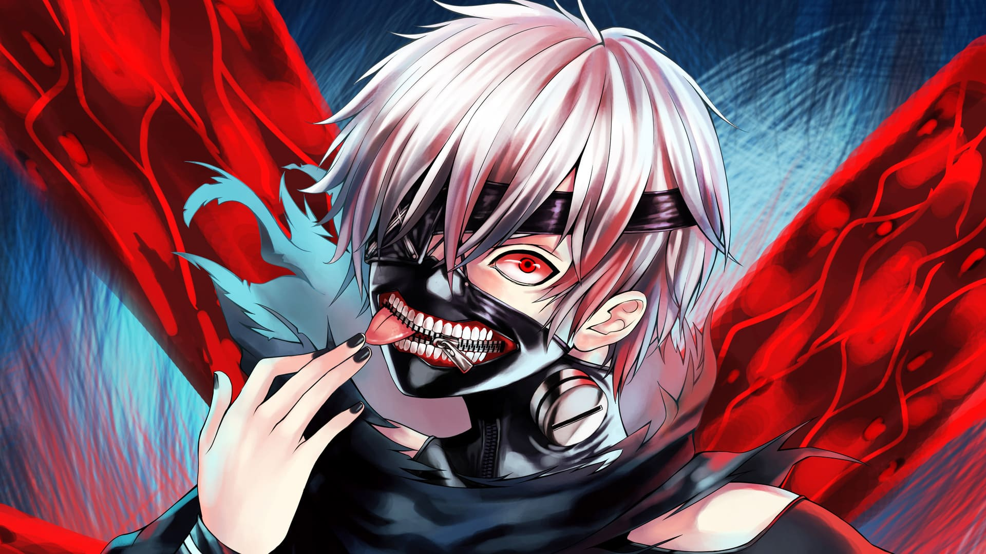 Tokyo Ghoul Wallpapers: Top 4k Tokyo Ghoul Backgrounds ...