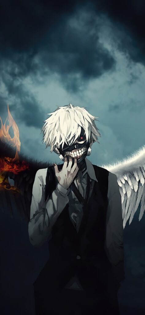 Tokyo Ghoul Wallpaper For Android