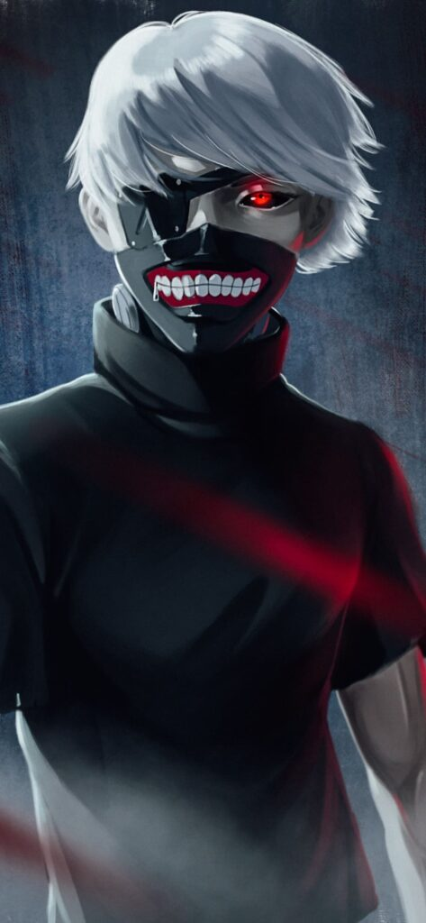 Tokyo Ghoul Wallpaper For Iphone