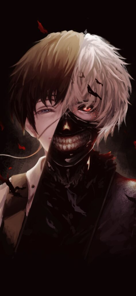 Tokyo Ghoul Wallpaper For Mobile