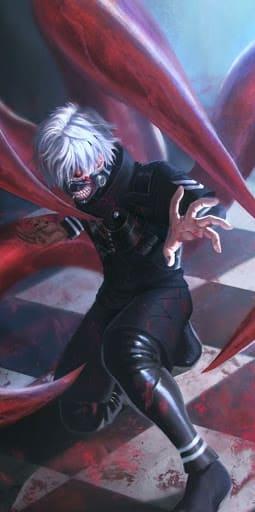 Tokyo Ghoul Black Reaper Wallpaper