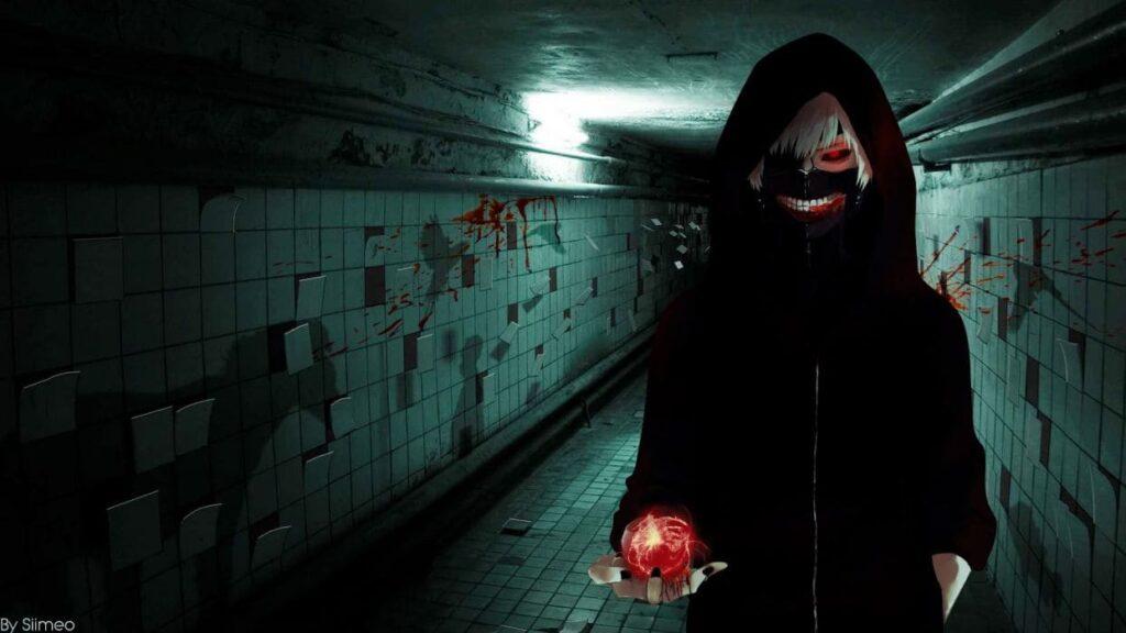 Wallpaper Of Tokyo Ghoul