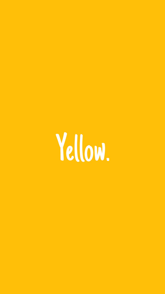 yellow wallpapers 4k