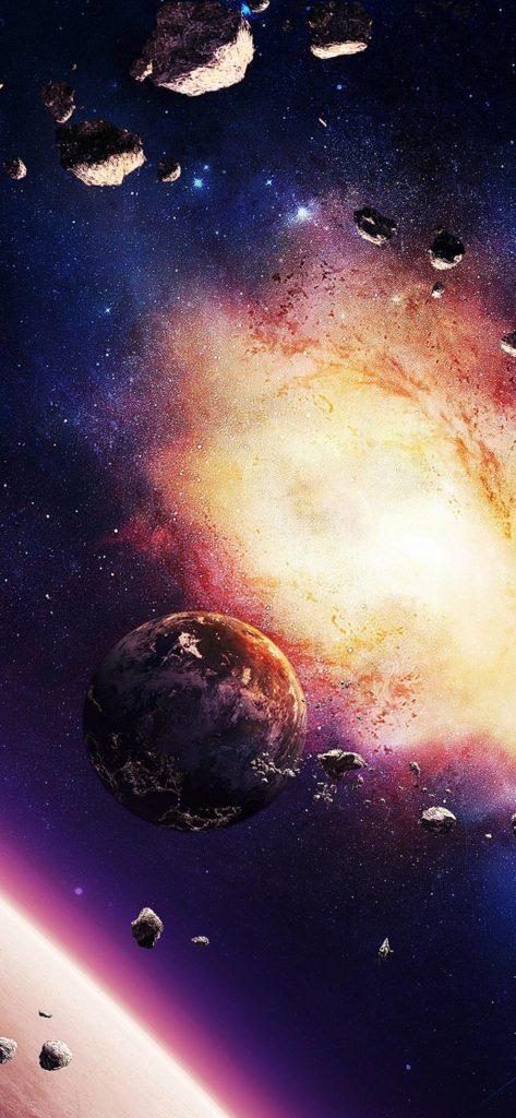 Black Hole Animated Wallpaper
