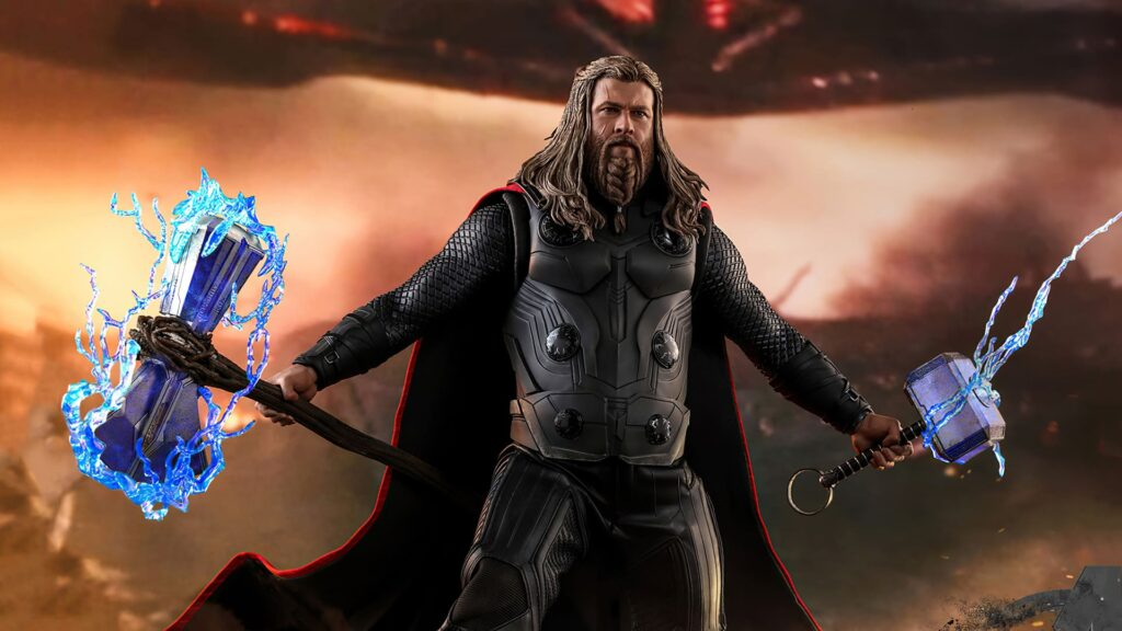 Thor Background Pc