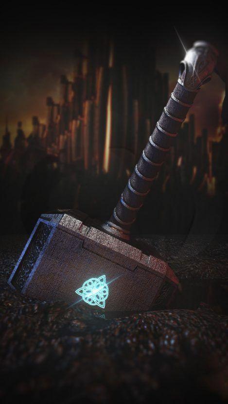 Thor Background Phone