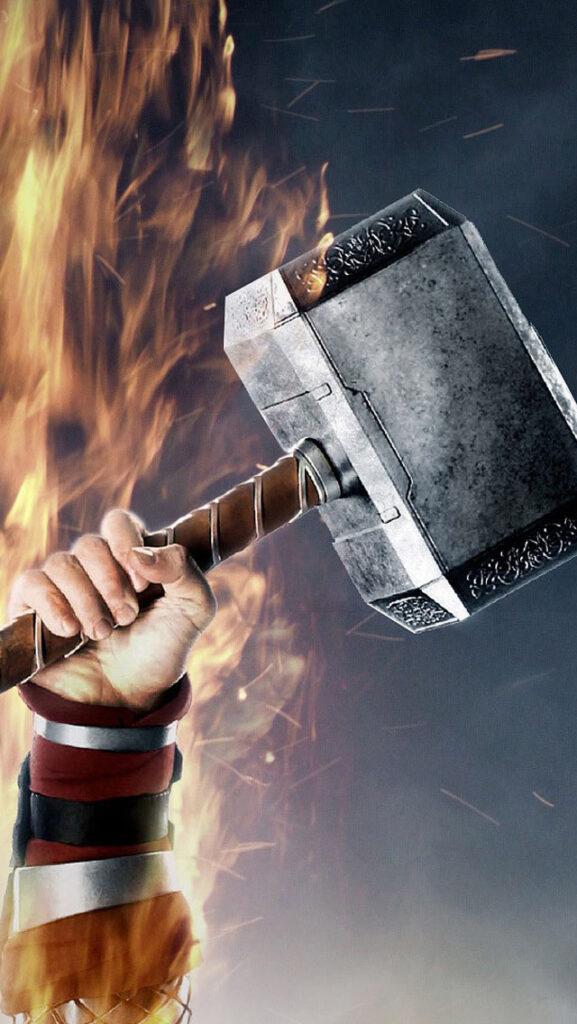 Thor Background Iphone