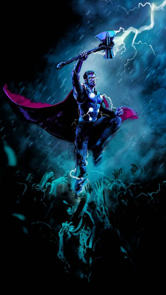 Thor Wallpaper Android