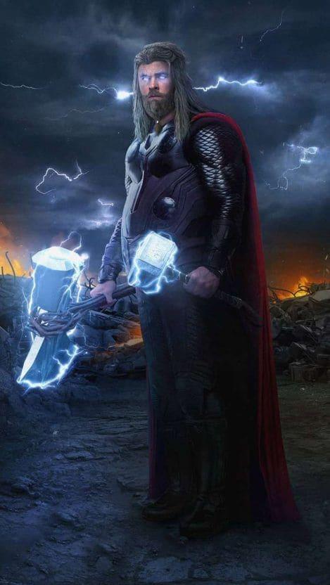 Thor Wallpaper Phone