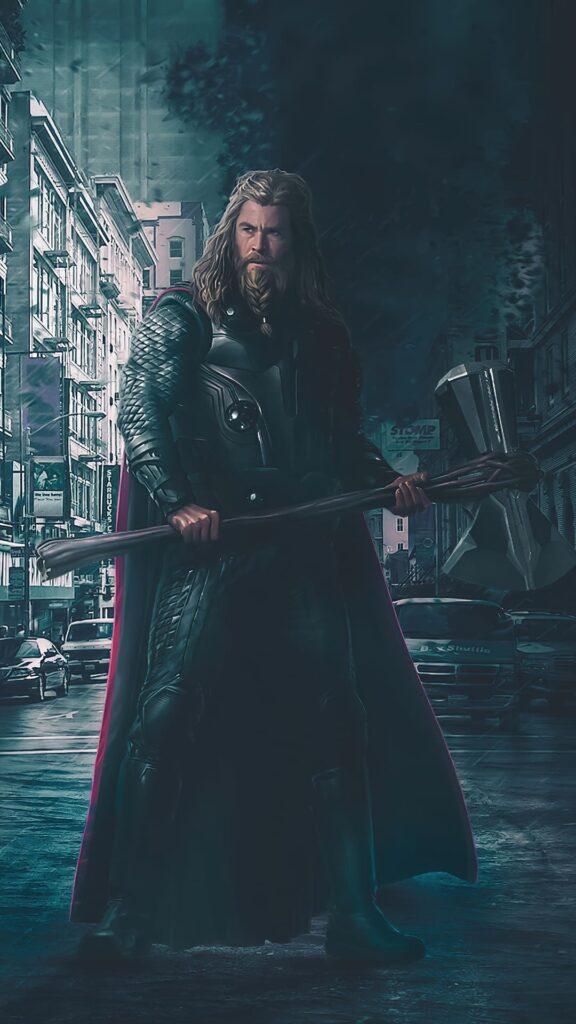 Thor Wallpaper Iphone