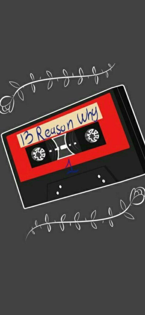 13 Reasons Why Hannah Baker Wallpaper