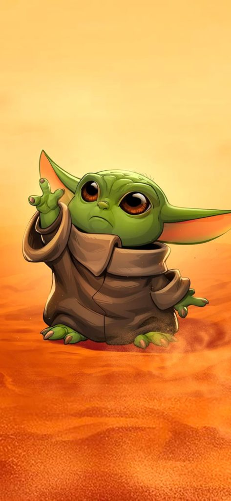 Baby Yoda Wallpapers 4k