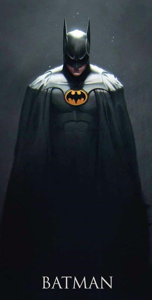 batman 4k background