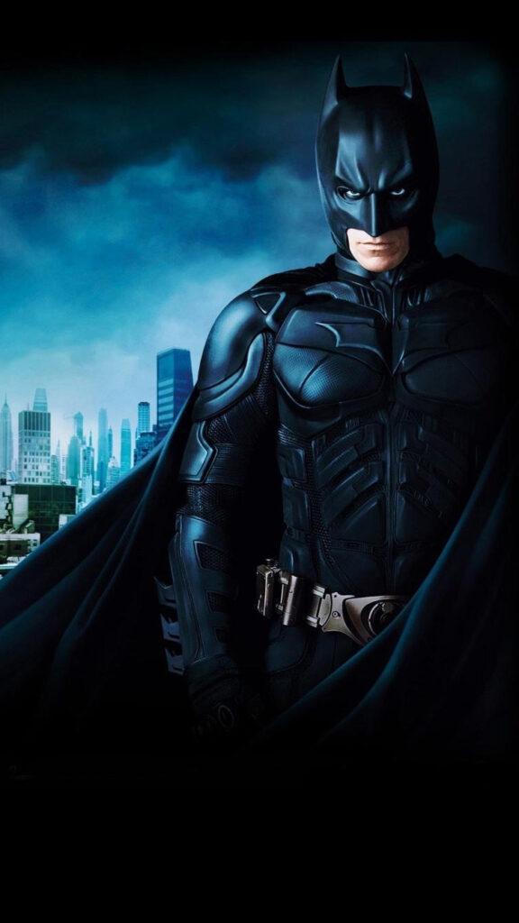 batman 4k photo