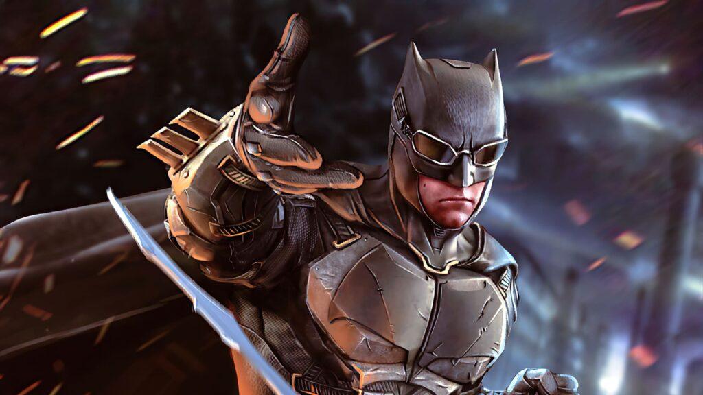 Batman Computer Background