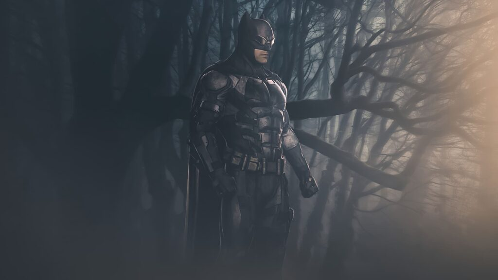 Batman Laptop Background