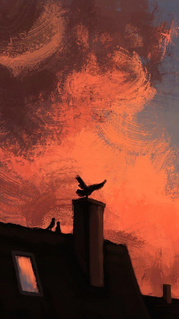 Birds Wallpaper 4k