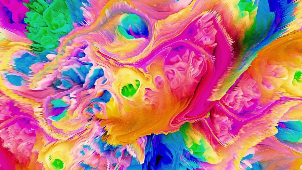 Colorful Computer Wallpaper