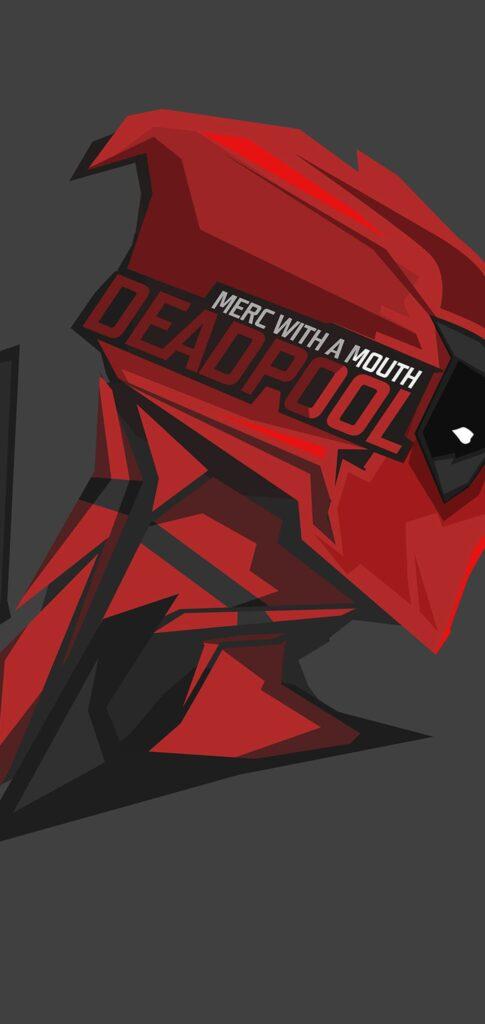 Deadpool Android Wallpaper
