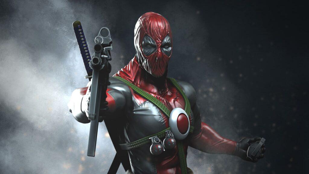 Deadpool Computer Background